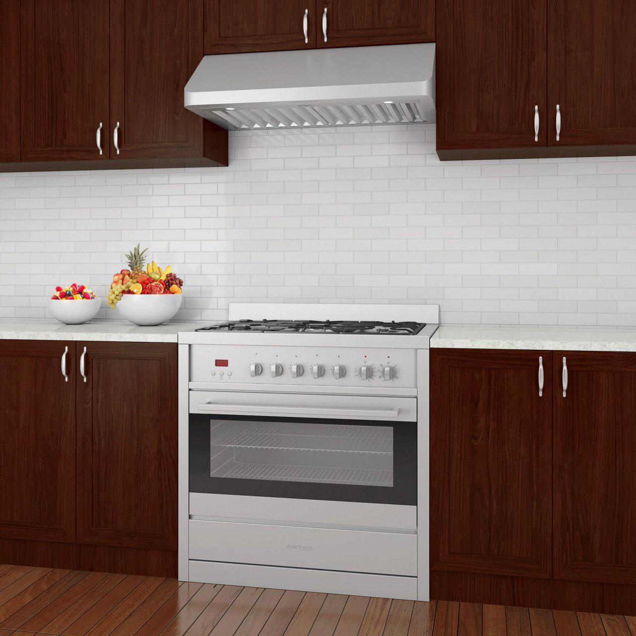 خرید هود آشپزخانه زیر کابینتی در ساختمان صنعت