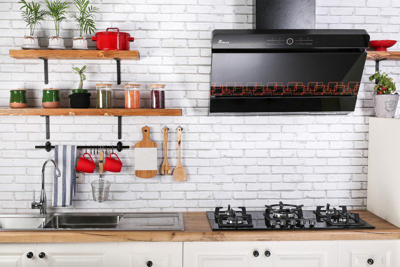 خرید هود آشپزخانه مورب در ساختمان صنعت