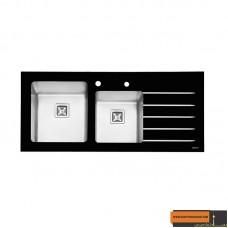 سینک آشپزخانه  ایلیا استیل  مدل 8031