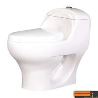 توالت فرنگی بیده دار آرمیتاژ مدل آرالیا درجه یک
