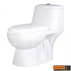 توالت فرنگی آرمیتاژ مدل آرمیتاژ توربو درجه دو