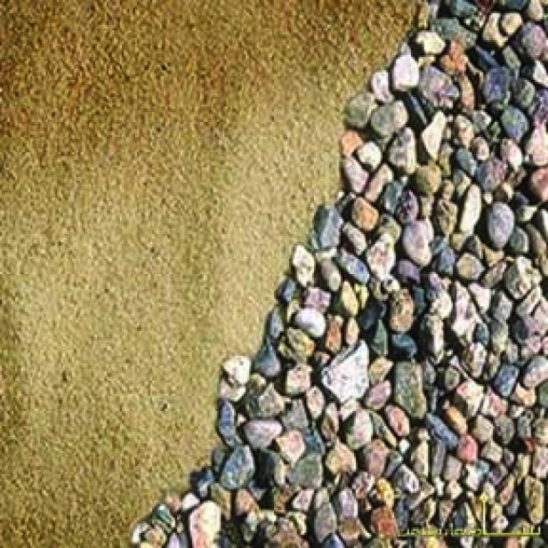 مصالح خاکی و سنگی
