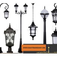چراغ های محیطی و خیابانی (0)