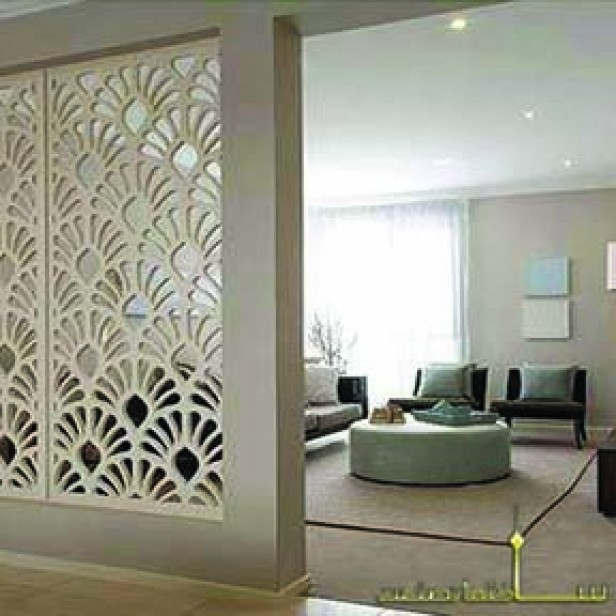 تفکیک فضاهای داخلی