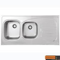 سینک ظرفشویی درسا مدل DS329