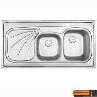 سینک ظرفشویی درسا مدل DS330