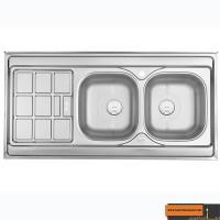 سینک ظرفشویی درسا مدل DS723