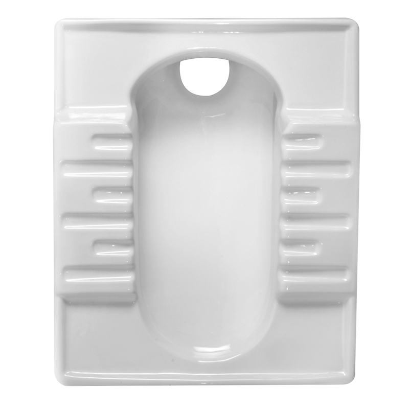 توالت زمینی مروارید مدل نگین