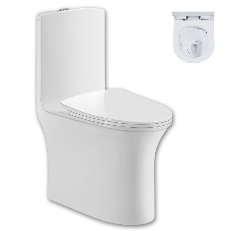 توالت فرنگی ملودی مدل 109