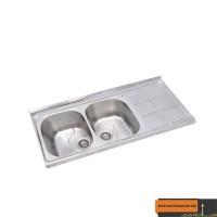 سینک ظرفشویی میلاد مدل SP8012