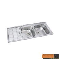 سینک ظرفشویی میلاد مدل SP2010