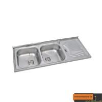 سینک ظرفشویی میلاد مدل SP2022