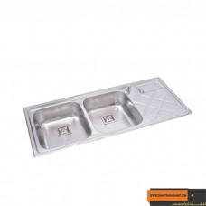 سینک ظرفشویی میلاد مدل SP5012