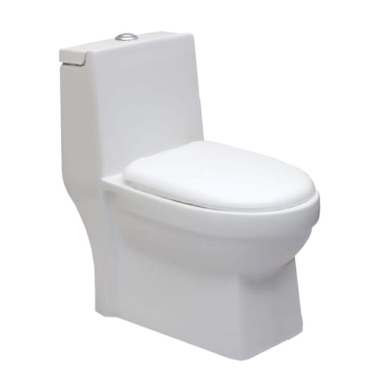 توالت فرنگی پارس سرام مدل کارن درجه دو