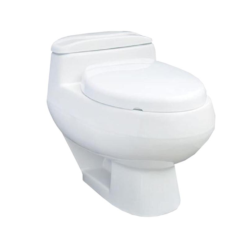 توالت فرنگی پارس سرام مدل ارکید درجه دو