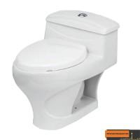 توالت فرنگی پارس سرام مدل صدف درجه یک