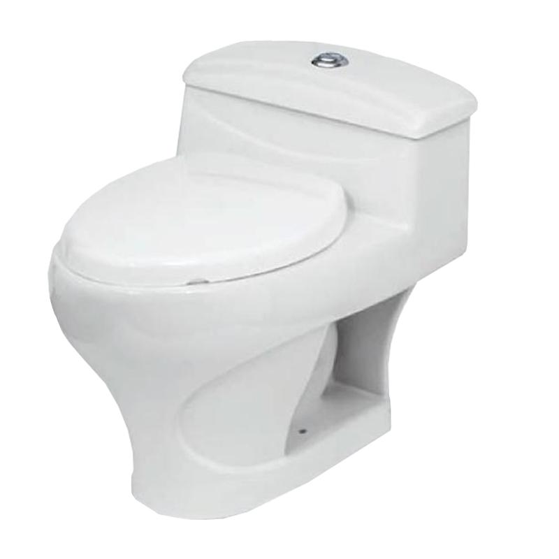 توالت فرنگی پارس سرام مدل صدف درجه سه