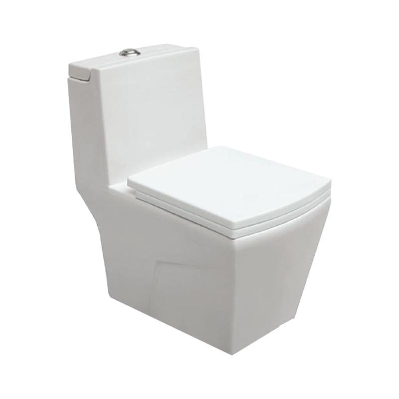 توالت فرنگی پارس سرام مدل تونی (مبله) درجه سه