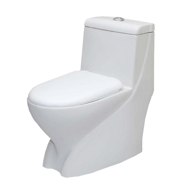 توالت فرنگی پارس سرام مدل ژینوس درجه دو