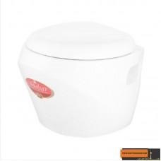 توالت فرنگی وال هنگ گلسار فارس مدل اورینت درجه دو