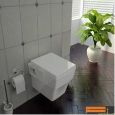 توالت فرنگی وال هنگ گلسار فارس مدل آستر درجه دو