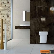 توالت فرنگی وال هنگ گلسار فارس مدل گریس درجه دو