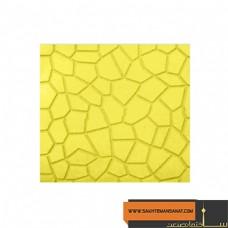 کف پوش نگینی زرد پارسیان 40*40 MV 224