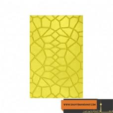 کف پوش نگینی زرد پارسیان 40*40 MV 221