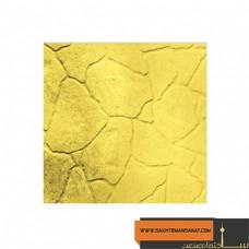 کف پوش سنگ نما زرد پارسیان 40*40 MV 226