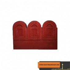 جدول کنگره قرمز پارسیان 30*45 سانتیمتر