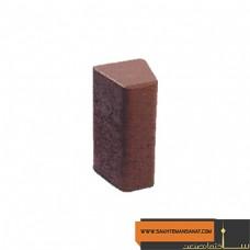 جدول بتنی قرمز پارسیان 35*8.5*15*15 سانتیمتر JB1183R