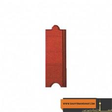 جدول دور درختی قرمز  پارسیان 10*25سانتیمتر TQ62