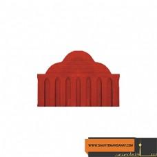 جدول گشنیزی قرمز پارسیان 50*35 سانتیمتر