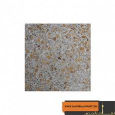 موزاییک صاف سفید لیمویی استاندارد پارسیان 40*40 MPS134
