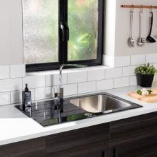 سینک ظرفشویی شیشه ای (2)