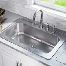 سینک ظرفشویی استیل (450)