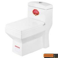 توالت فرنگی گلسار فارس مدل آستر درجه دو