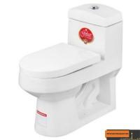 توالت فرنگی گلسار فارس مدل هلیا 60 درجه دو