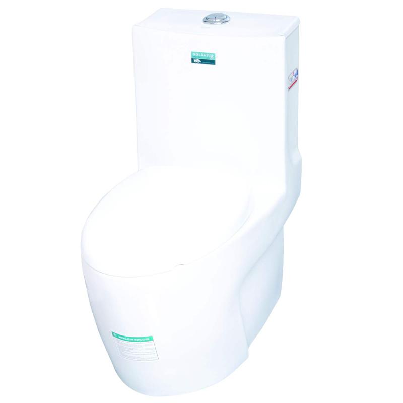توالت فرنگی گلسار فارس مدل پلاتوس درجه یک